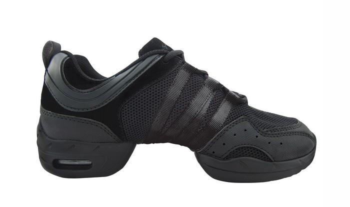 Sneakery Sansha Model Tutto Nero P22m Obuwie Taneczne Sklep Taneczny Etiuda Obuwie Odziez I Akcesori Taneczne